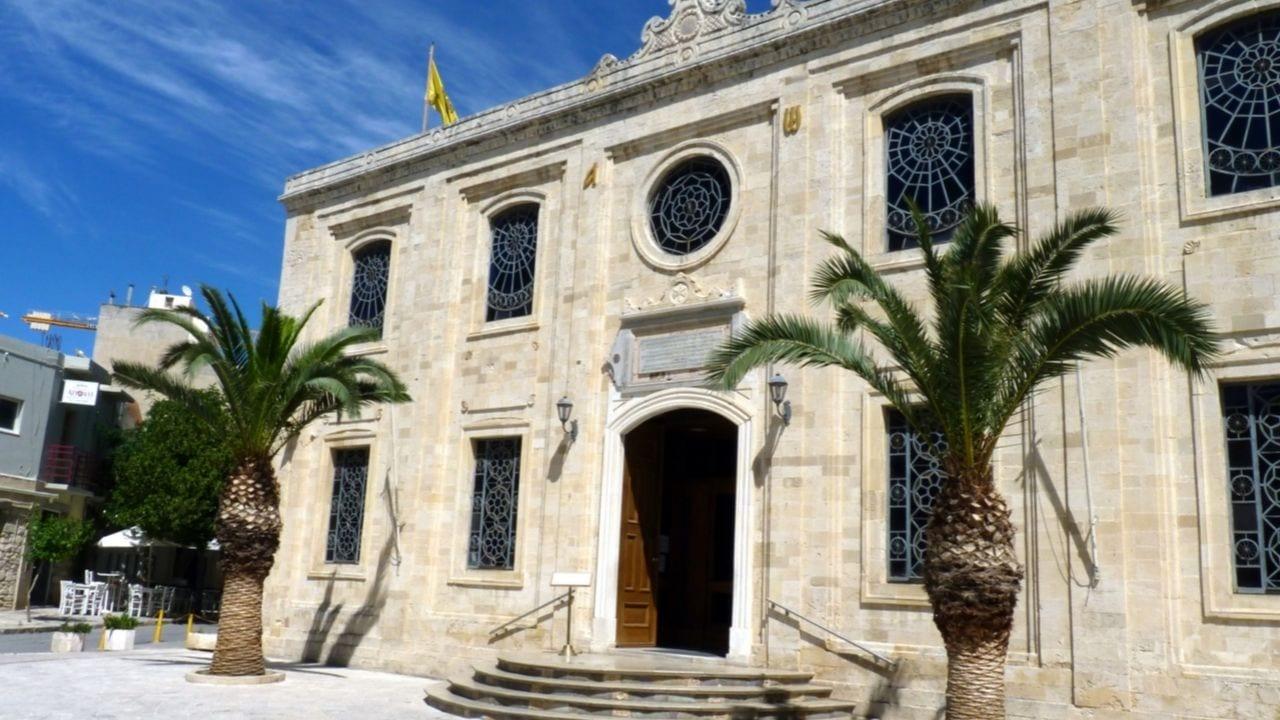 Agios Titos Church in Heraklion