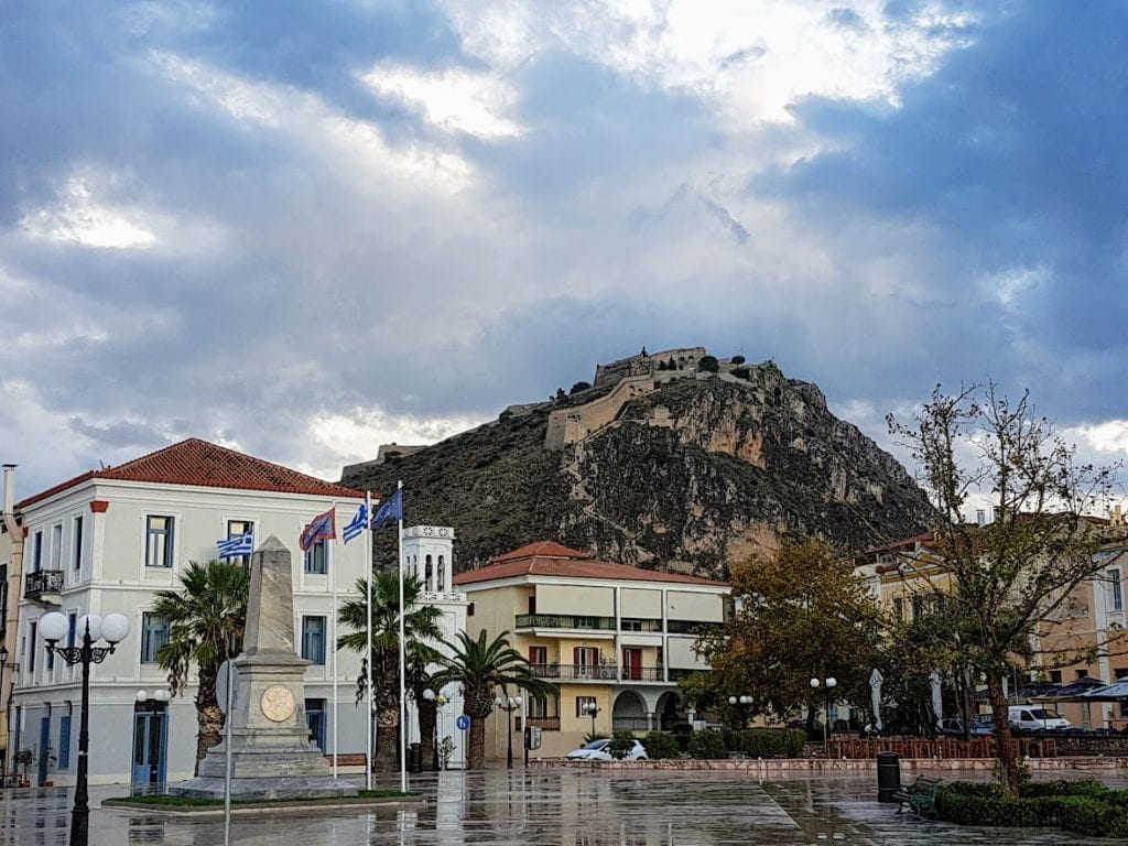 How to take a day trip to Nafplio from Athens in Greece