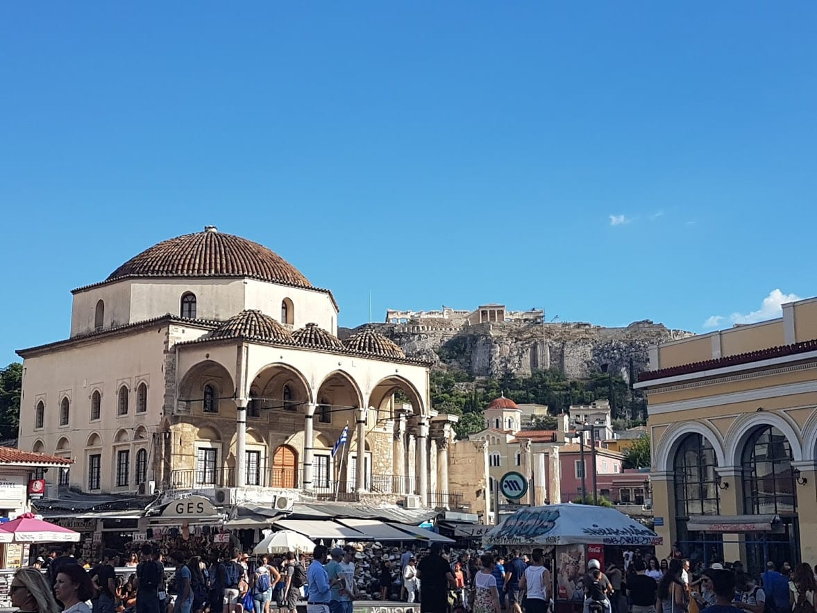 Is Athens safe to visit