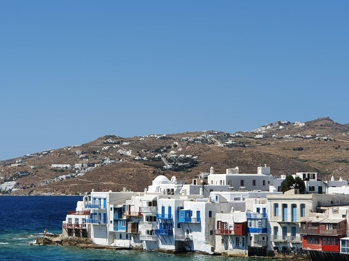 Greece 10 day itinerary suggestions
