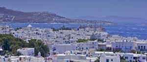 The easy way to get from Mykonos airport to your hotel