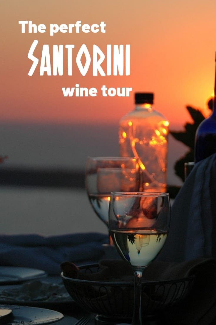 Santorini Wine Tours: Experience and amazing wine tasting tour in Santorini, Greece