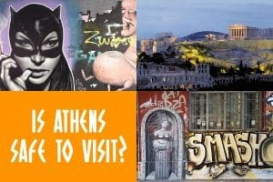 Travel tips and advice to make your Athens visit a safe one