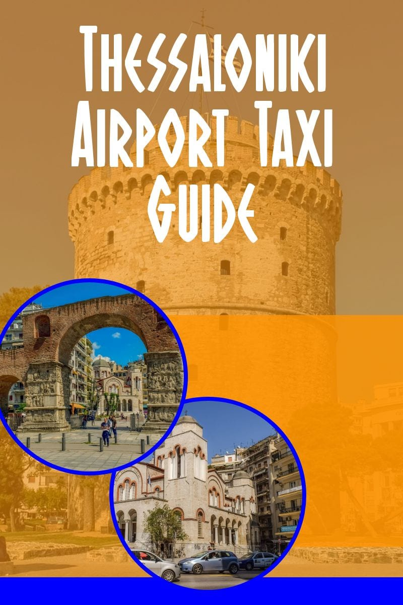 Thessaloniki Airport Taxi Guide - The easy way to arrange your Thessaloniki Airport Transfer