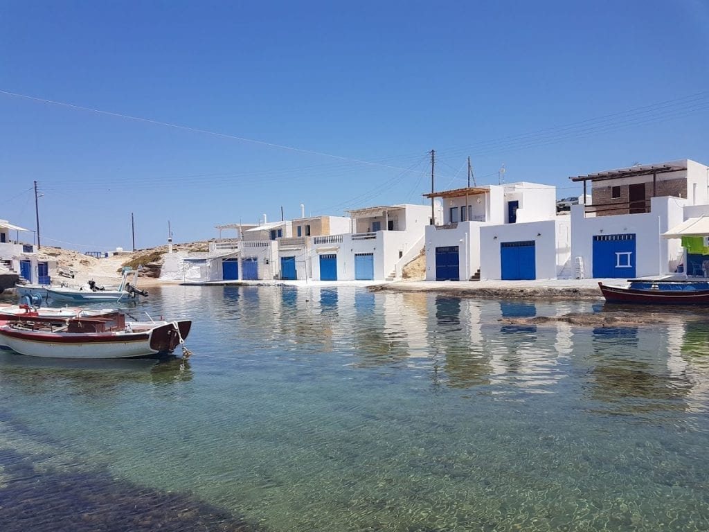 A complete guide to the top 20 best things to do in Milos island Greece