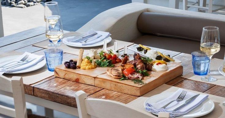 Greek Food & Wine Tasting Tour