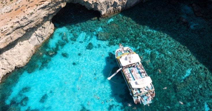 Gozo, Comino, Blue Lagoon, & Sea Caves: Full-Day Sightseeing