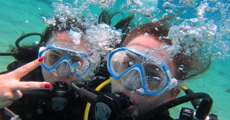 2-Hour Scuba Diving Mini Course for Beginners