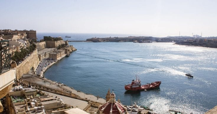 Valletta: Medieval Walking Tour & The Malta Experience