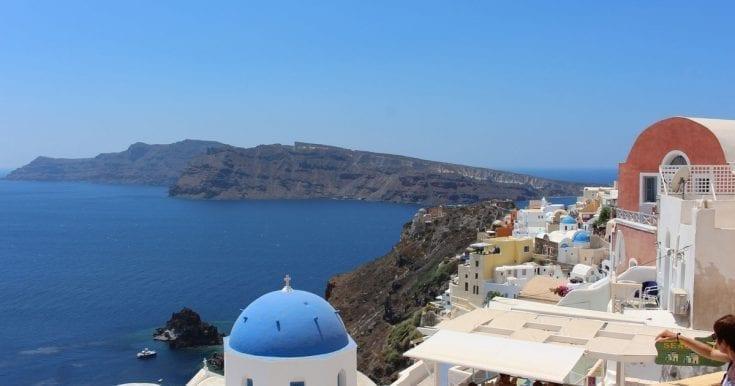 Santorini: Full-Day Tour from Crete