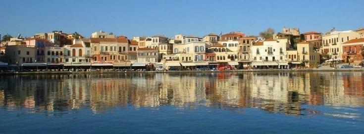 From Heraklion: Chania, Lake Kournas and Rethymno Tour