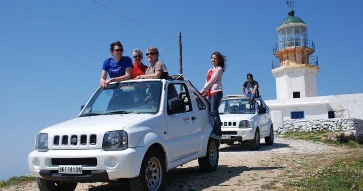 Mykonos Full-Day Jeep Safari