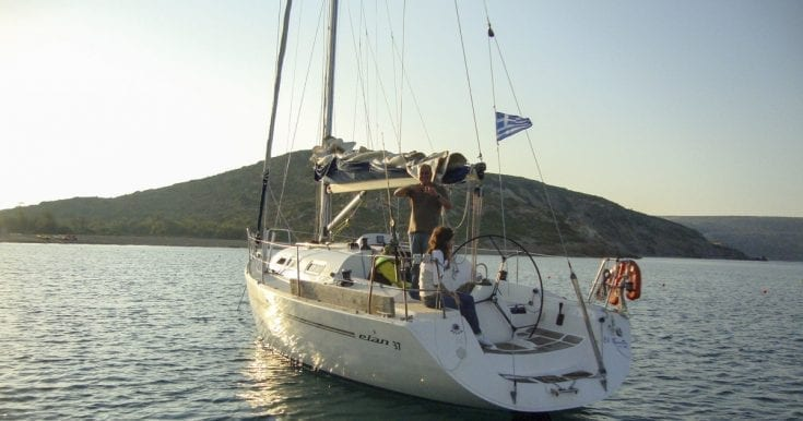 From Heraklion: Afternoon Sailing Trip to Dia Island