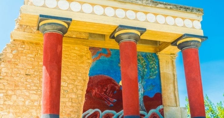 Knossos Palace Skip-the-Queue Entry with Guided Walking Tour
