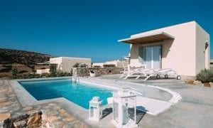 Schinoza Luxury Suites, Schinoussa, Greece