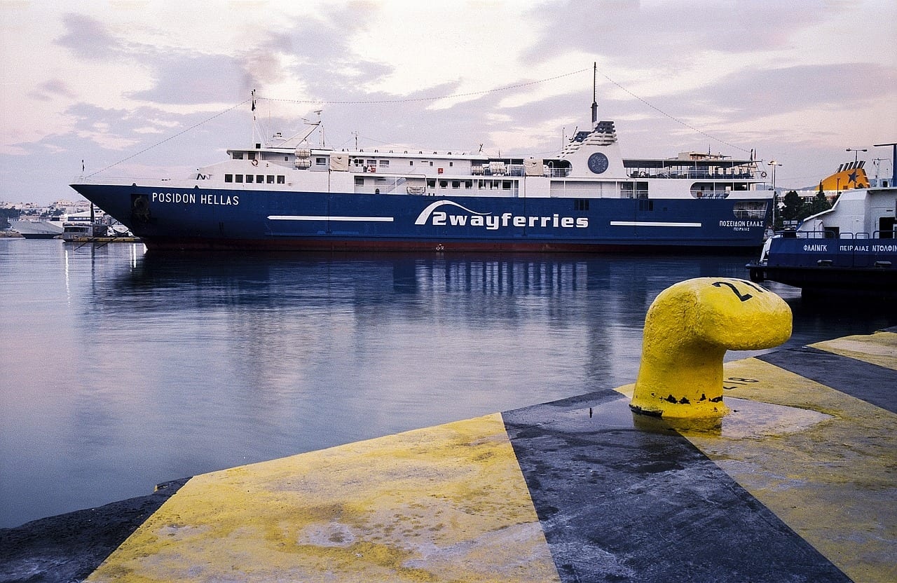 Taking the ferries from Piraeus Greece is simple with this guide