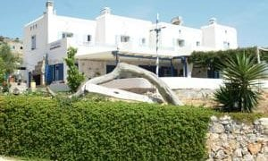 Hotel Harama, Schinoussa, Greece