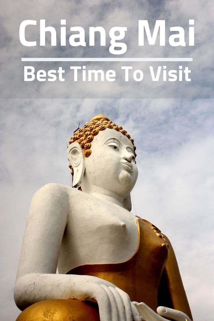 Best time of year to visit Chiang Mai in Thailand