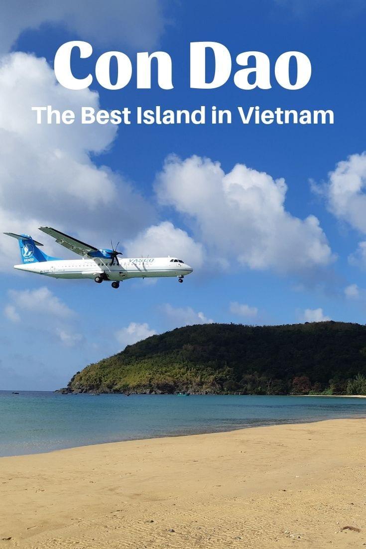 Con Dao - The best island in Vietnam