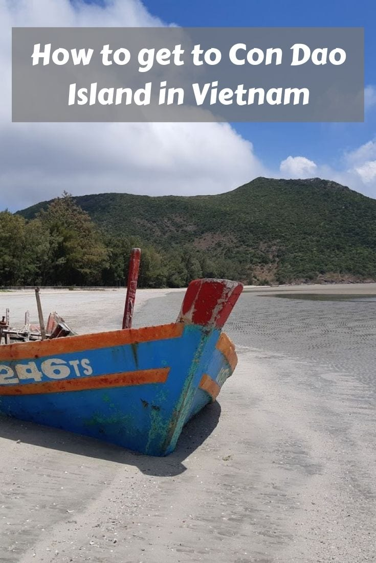 How to get to Con Dao Island in Vietnam