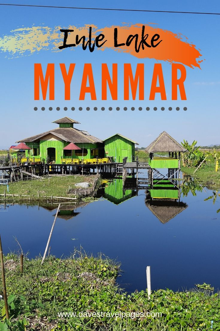My top suggestions for the best things to do in Inle Lake, Myanmar