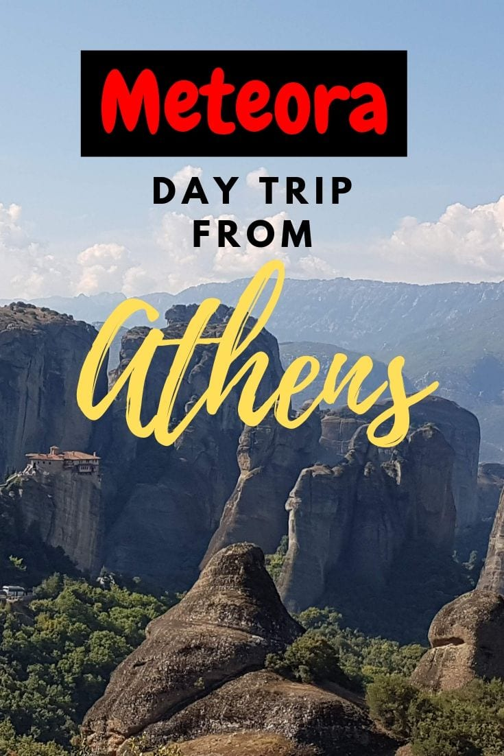 The Meteora Day Trip from Athens