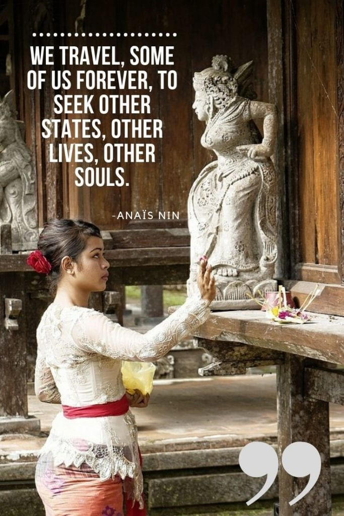Digital Nomad Travel Quotes - We travel, some of us forever, to seek other states, other lives, other souls.