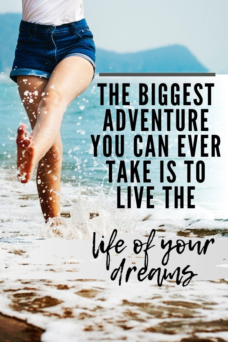 The biggest adventure travel quote