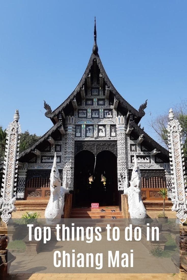 Top things to do in Chiang Mai Thailand