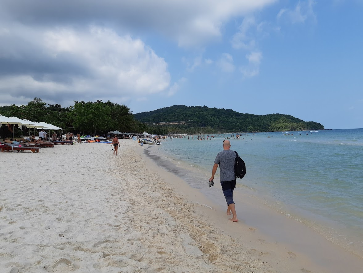 Beaches in Phu Quoc Vietnam