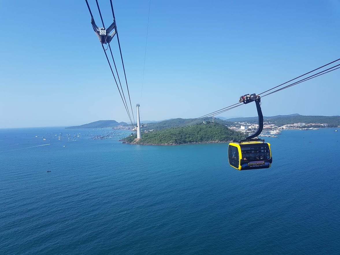 Cable Car Phu Quoc