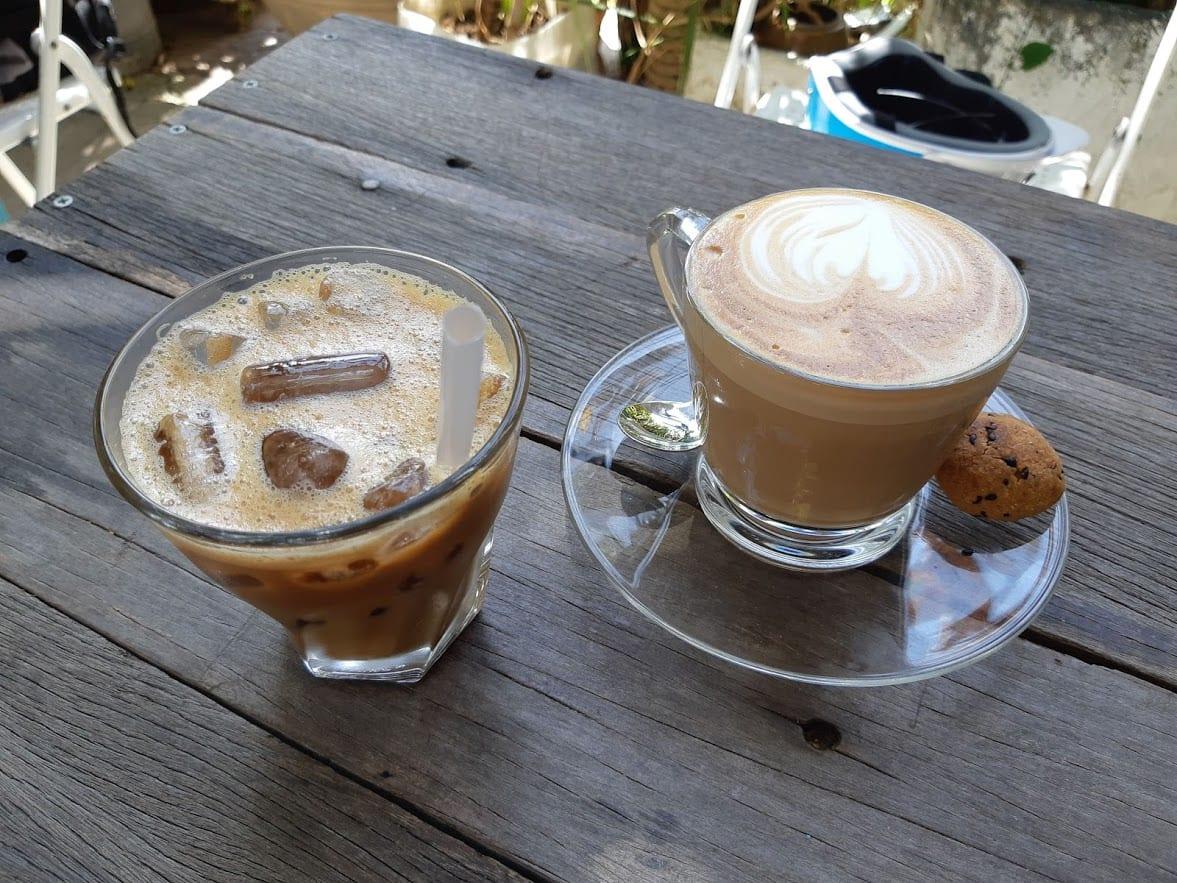 Coffee in Con Dao