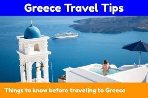 In these Greece travel tips, I share everything you need to know before your first trip to Greece