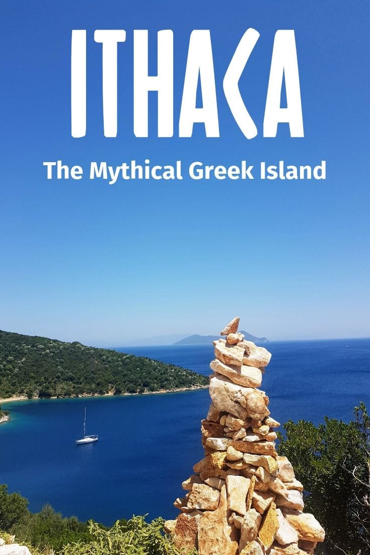 A travel guide to the Greek island of Ithaca. This ruggedly beautiful Greek island is the very embodiment of myth and legend. Here's the best things to do in Ithaca Greece.