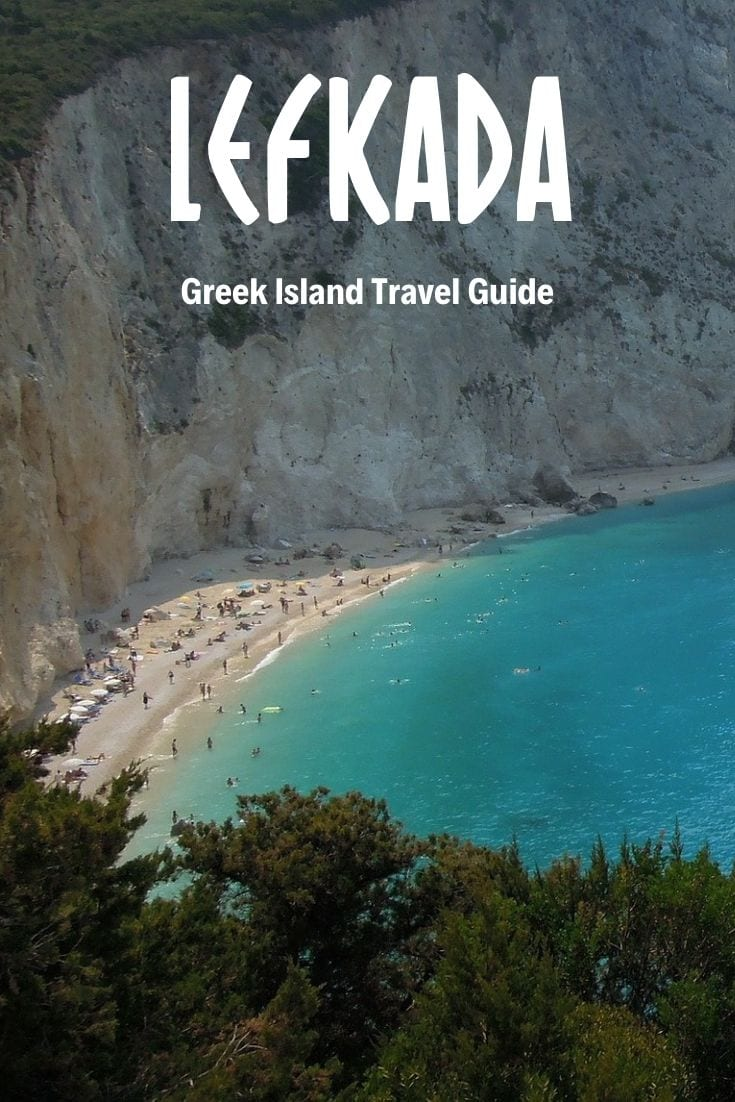 Lefkada Greek Island Travel Guide