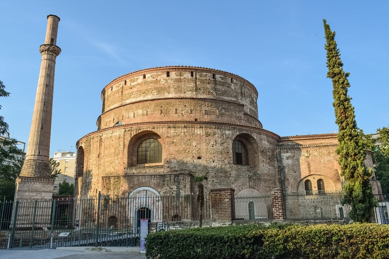 The Rotunda of Thessaloniki