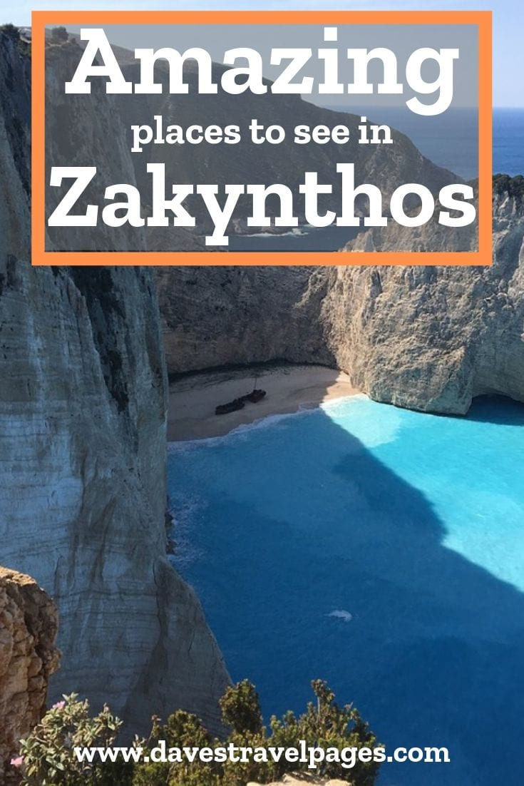Amazing Zakynthos tours and day trips to see more of this beautiful Greek island.