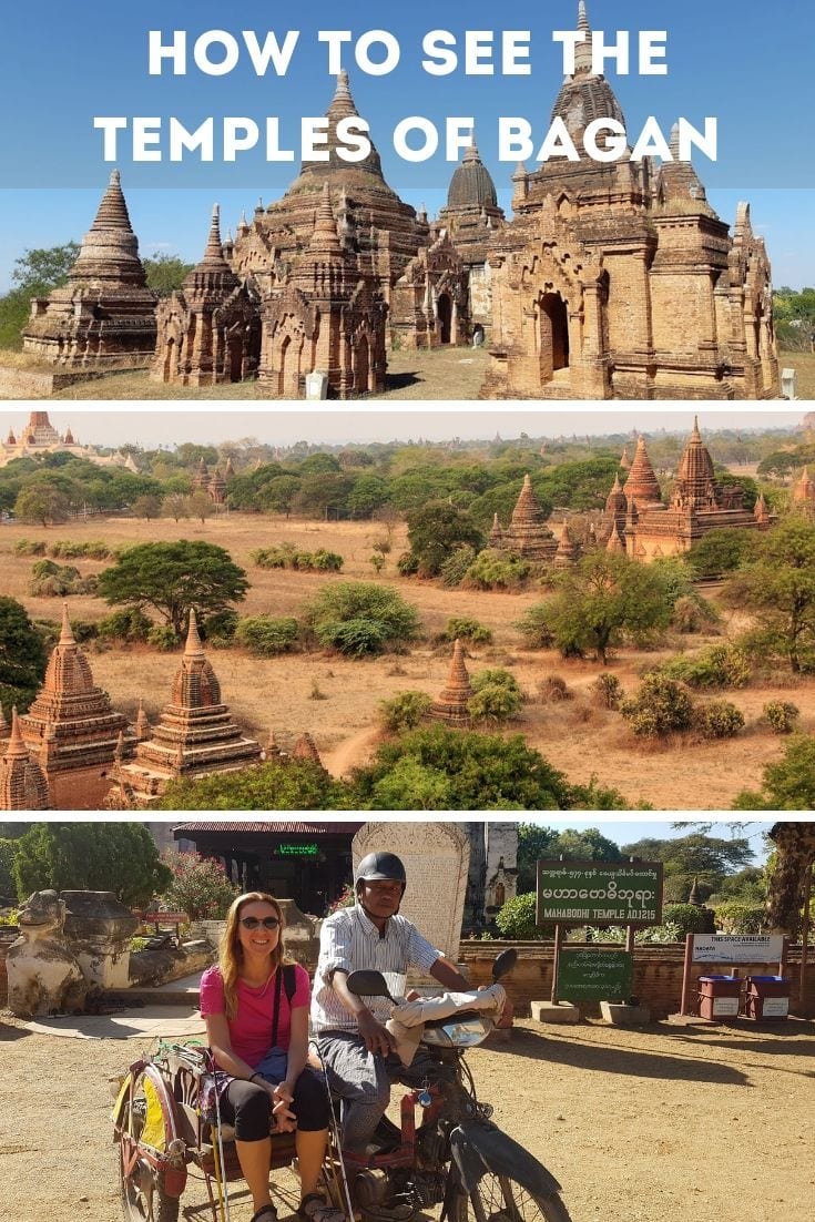A complete guide on how to see the temples of Bagan in Myanmar