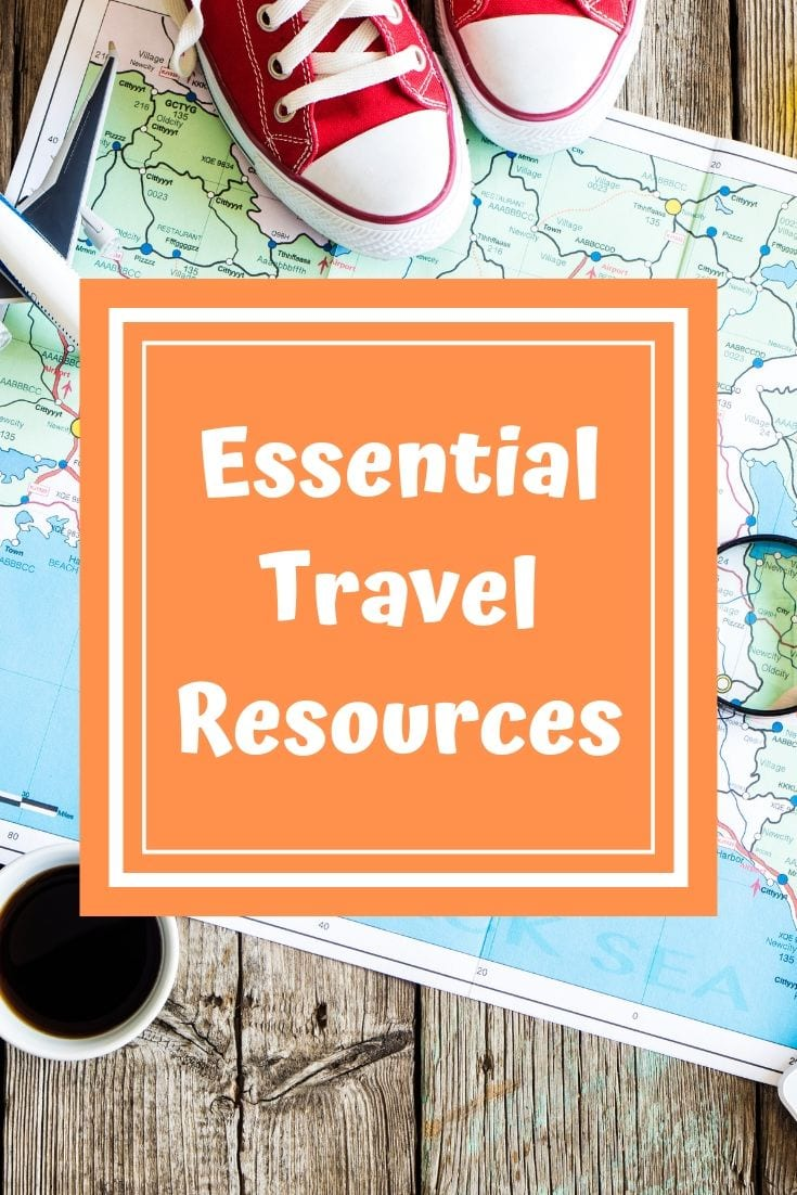 Essential travel resources that will help you travel further for longer