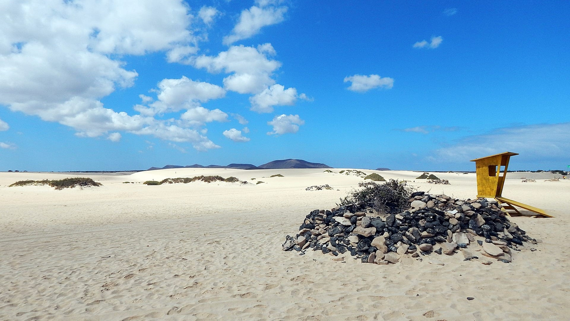 Fuerteventura is an ideal winter sun destination for people who love that remote feel