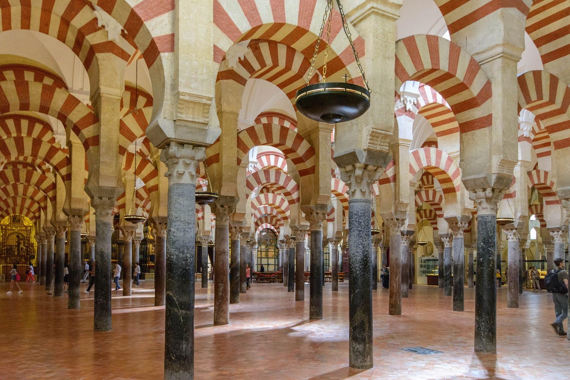 Mezquita de Cordoba Spain