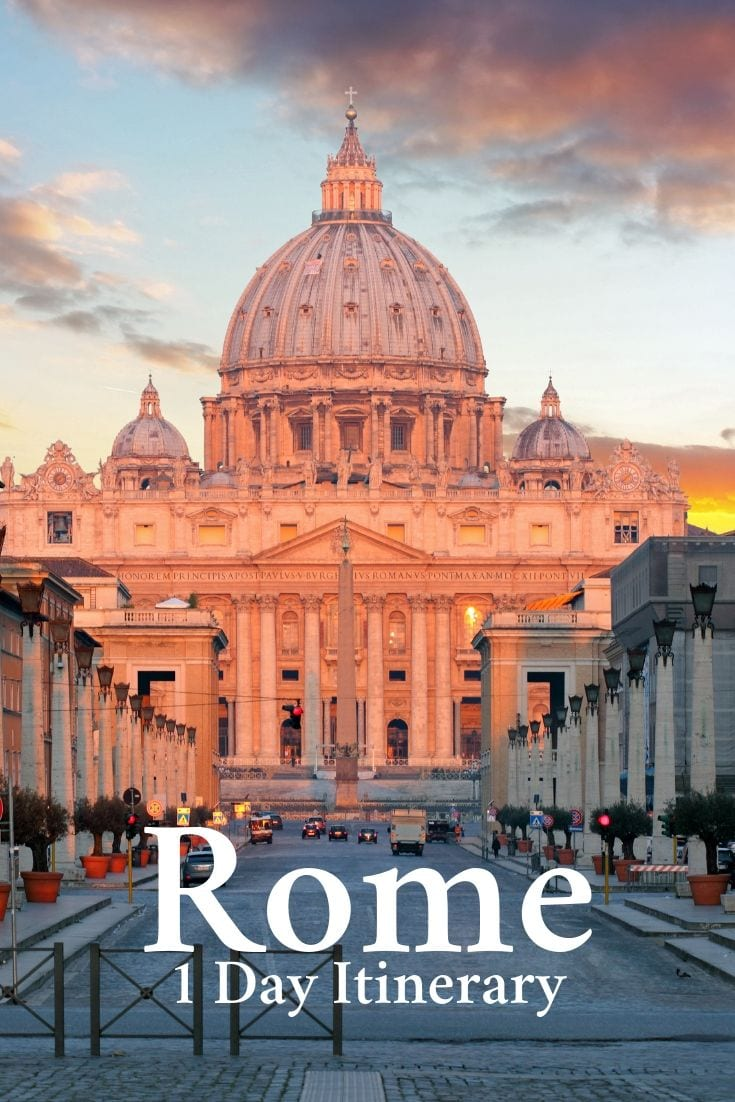 A realistic way to see the best of Rome in a day
