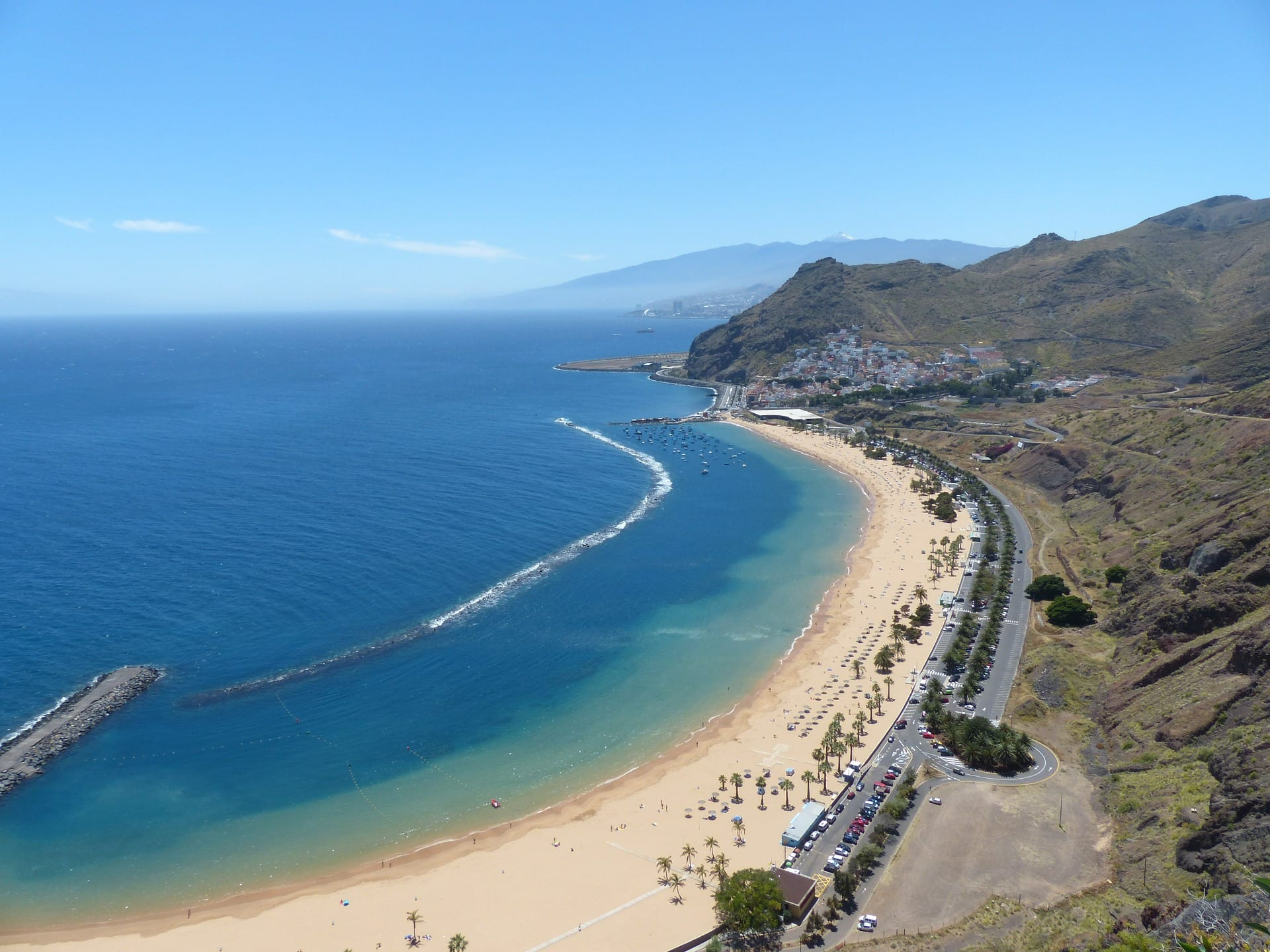 Tenerife is a popular destination for winter sun