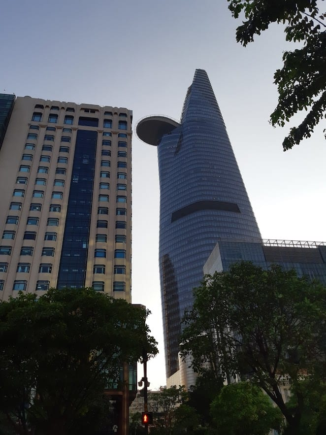 The Bitexco Tower Saigon