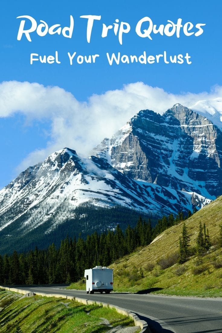 Fuel your wanderlust with this collection of the best road trip quotes