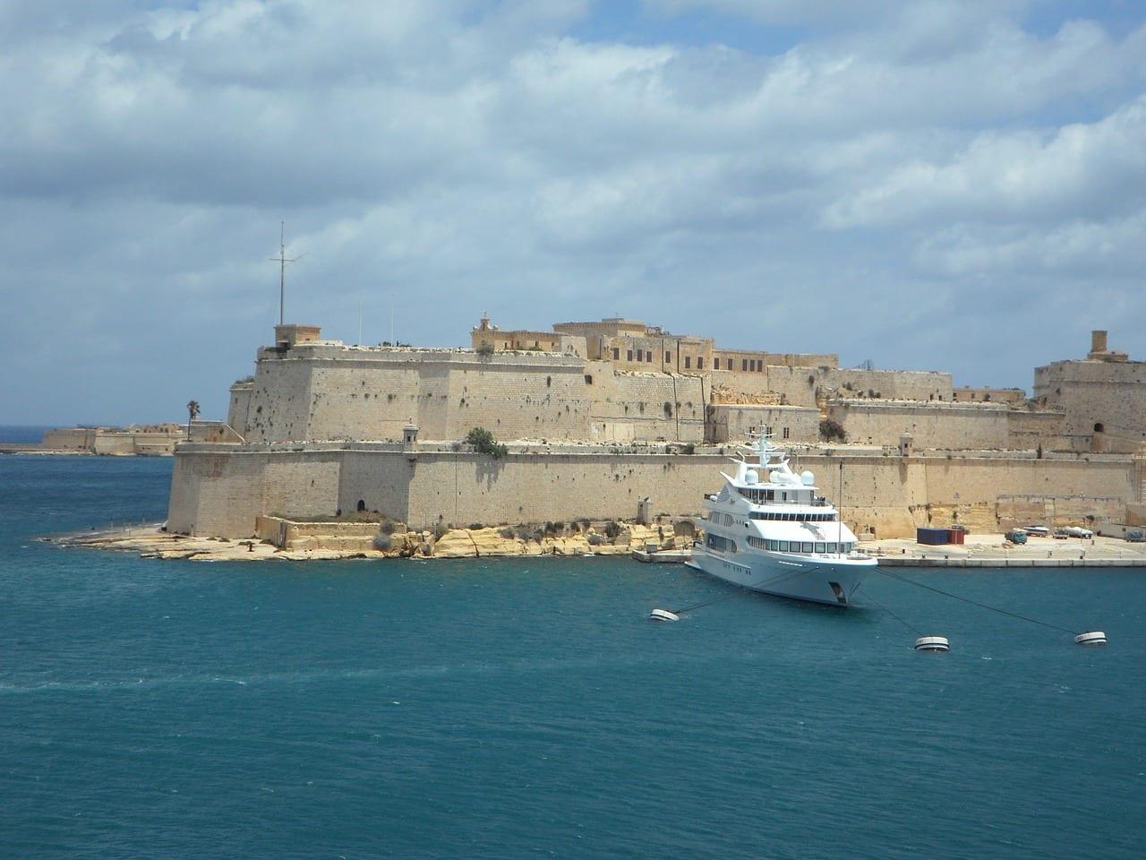 Birgu in Malta