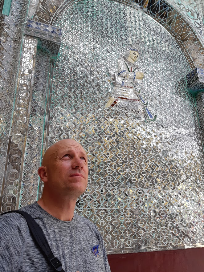 Dave Briggs in Yangon