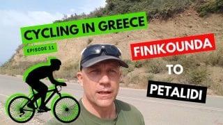 Cycling in Greece Episode 11 - Finikounda to Petalidi