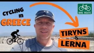 Cycling in Greece Episode 3 - Tiryns and Lerna