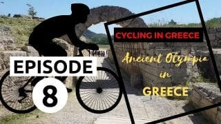 Cycling in Greece Episode 8 - Ancient Olympia